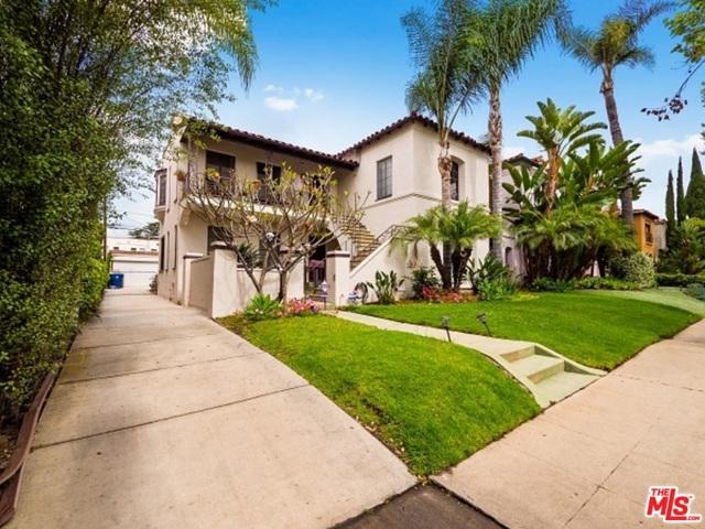 1173 S HAYWORTH Avenue, Los Angeles, CA 90035