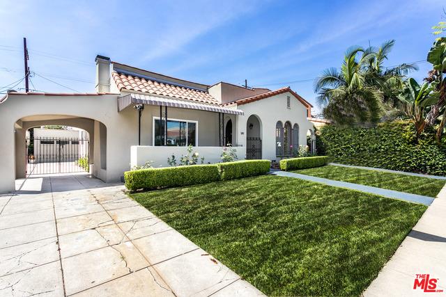 585 N BRONSON Avenue, Los Angeles, CA 90004