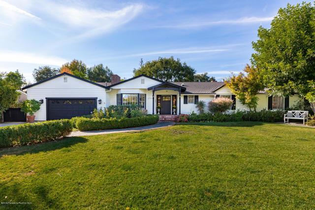 4713 Vineta Avenue, La Canada Flintridge, CA 91011