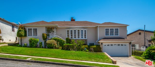 5438 OVERDALE Drive, Los Angeles, CA 90043