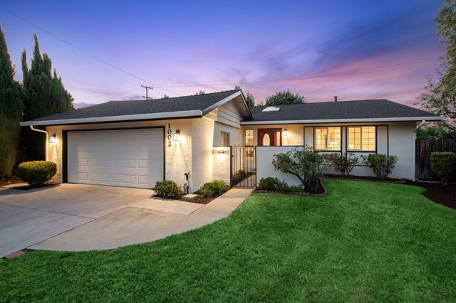 1002 Oaktree Drive, San Jose, CA 95129