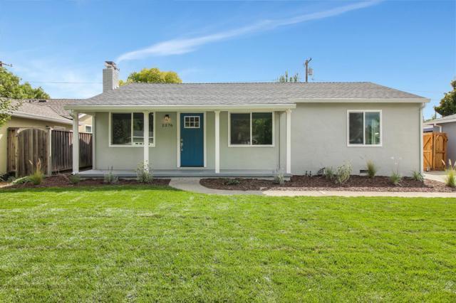 2376 Boxwood Drive, San Jose, CA 95128
