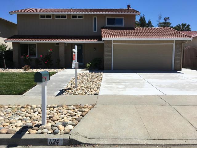 624 Calpella Drive, San Jose, CA 95136
