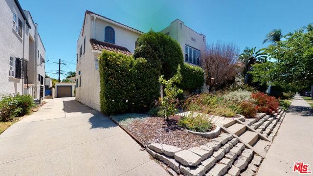 458 N Sierra Bonita Avenue, Los Angeles, CA 90036