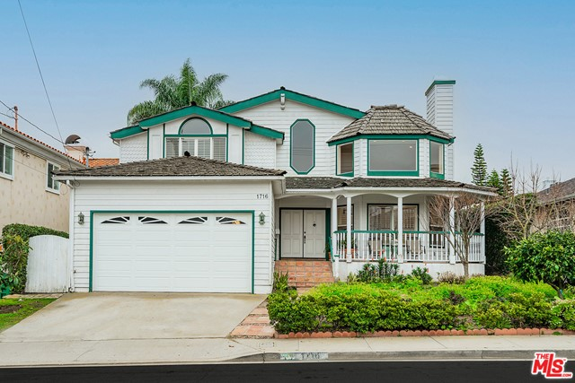 1716 8Th Street, Manhattan Beach, California 90266, 4 Bedrooms Bedrooms, ,3 BathroomsBathrooms,For Sale,8Th,21692434
