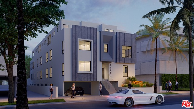 "Take advantage of the tax incentives and purchase 14 brand new, luxurious, NON-RENT CONTROLLED Townhomes in a Qualified Opportunity Zone. Situated in the highly desirable East Hollywood submarket. Each unit has modern interiors with many amenities including: custom Italian style kitchens, quartz countertops, in-unit washer & dryer, modern appliances, deep soaking tubs, Nest Thermostats, secured building and private rooftop decks. Contact listing agent for a showing. Property is approximately 11,660 sq. ft. gross plus a subterranean garage. *Property will be sold ""AS IS"" condition with a deed restriction preventing it from being converted to condos for 10 years from date of CofO."