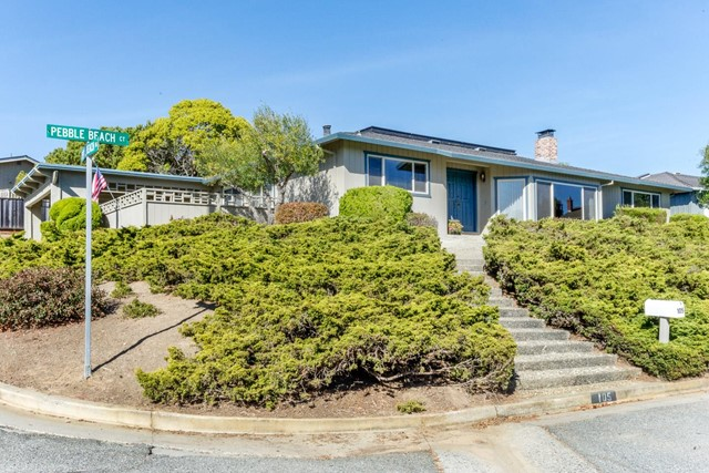 105 Pebble Beach Court, Aptos, CA 95003