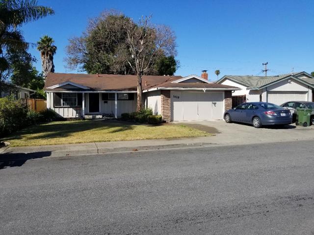 5419 Borgia Road, Fremont, CA 94538