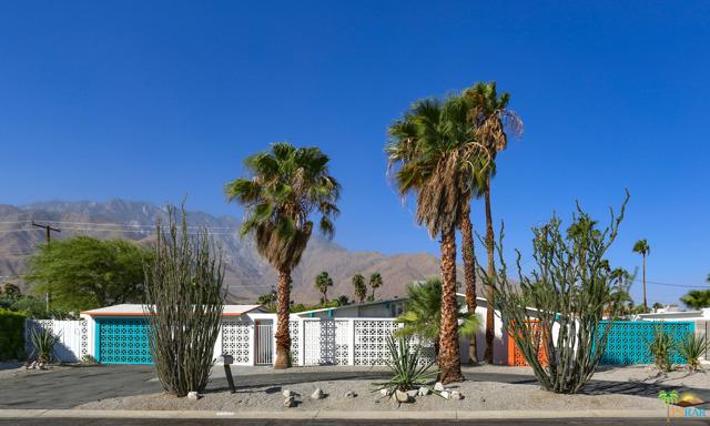 2929 North Davis Way, Palm Springs, CA 92262