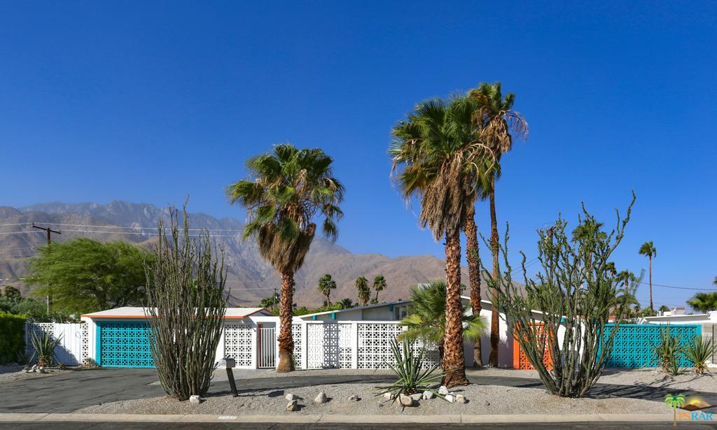 2929 N Davis WAY, Palm Springs, CA 92262 – 20652692 - Paul Kaplan G...