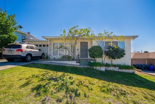 7721 Sunset Drive, La Mesa, CA 91942