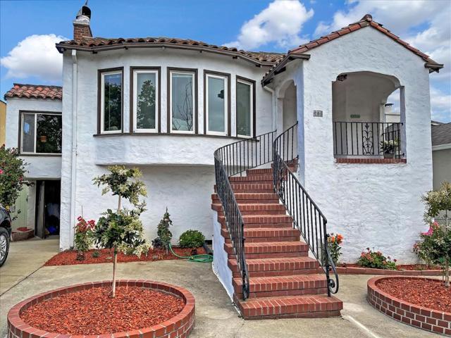 206 Hillcrest Boulevard Millbrae, CA 94030