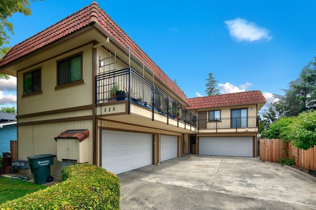 526 Washington Avenue, Sunnyvale, CA 94086