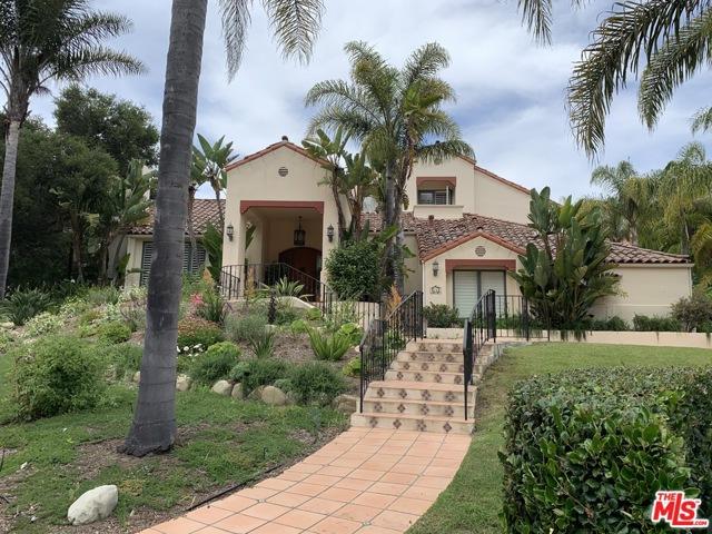 4114 HIDDEN OAKS Road, Santa Barbara, CA 93105