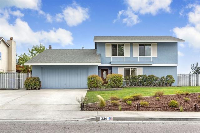 230 Joannie Way, Vista, CA 92083