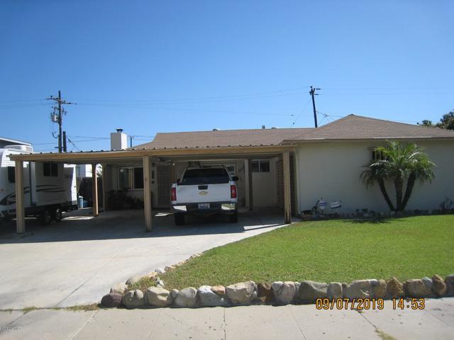 1156 El Paseo Street, Fillmore, CA 93015