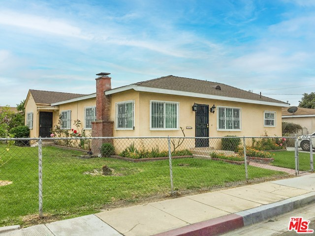 4300 54Th Street, Maywood, California 90270, ,Residential Income,For Sale,54Th,21734984