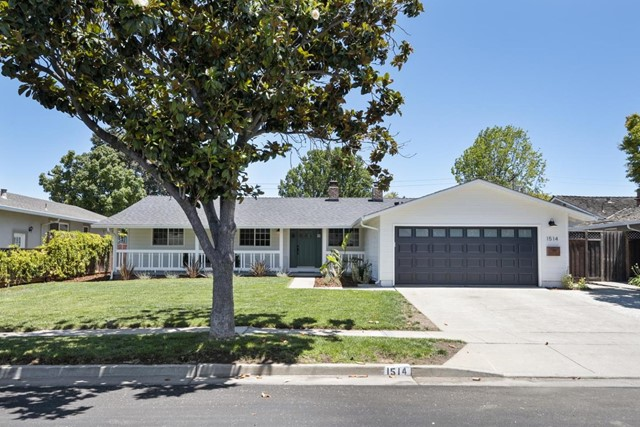 1514 Kingsgate Drive, Sunnyvale, CA 94087