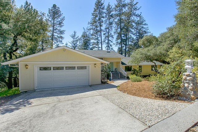 208 Hidden Glen Drive, Scotts Valley, CA 95066