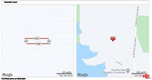 2425 N Dellwood Lane, Bel Air, CA 90077