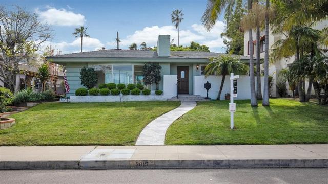 3615 Plumosa Dr, San Diego, CA 92106