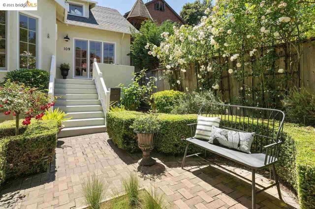 2. 109 Sunnyside Piedmont, CA 94611