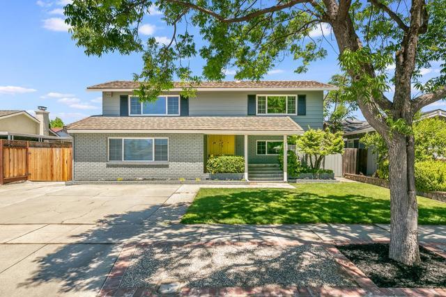 1541 Hallbrook Drive, San Jose, CA 95118