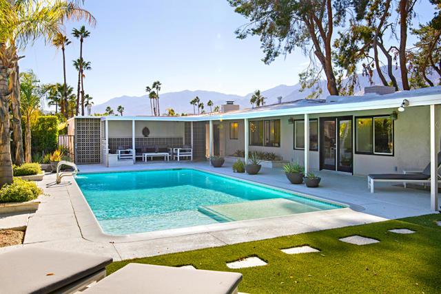 332 Sunset Way, Palm Springs, CA 92262