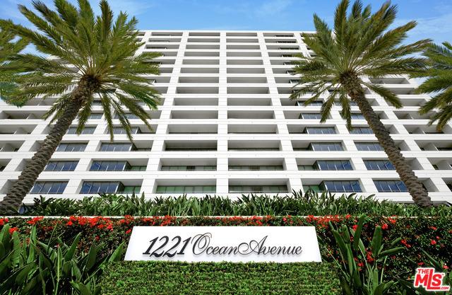 1221 OCEAN Avenue 206, Santa Monica, CA 90401