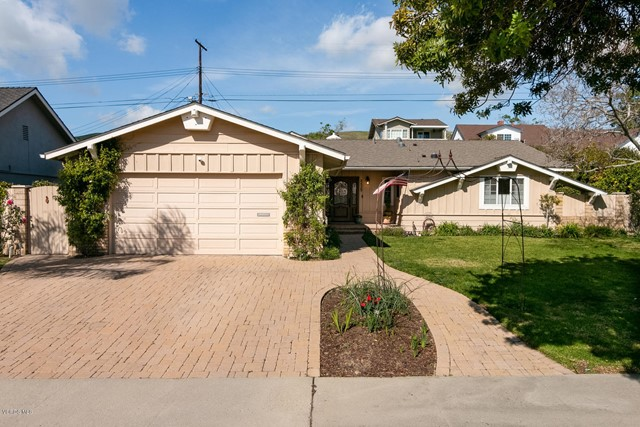4429 Sweetbriar Street, Ventura, CA 93003
