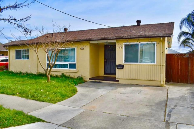 379 Burke Drive, Hayward, CA 94544