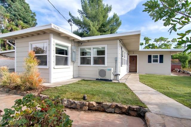 5455 Connecticut Ave, La Mesa, CA 91942