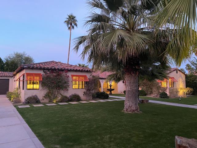 342 Via Sol, Palm Springs, CA 92262