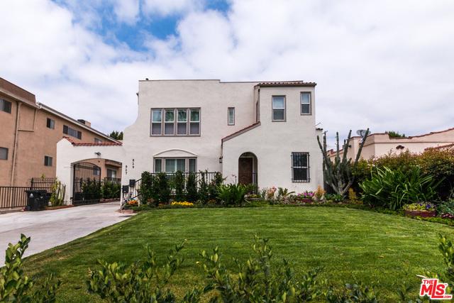 827 S NORTON Avenue, Los Angeles, CA 90005