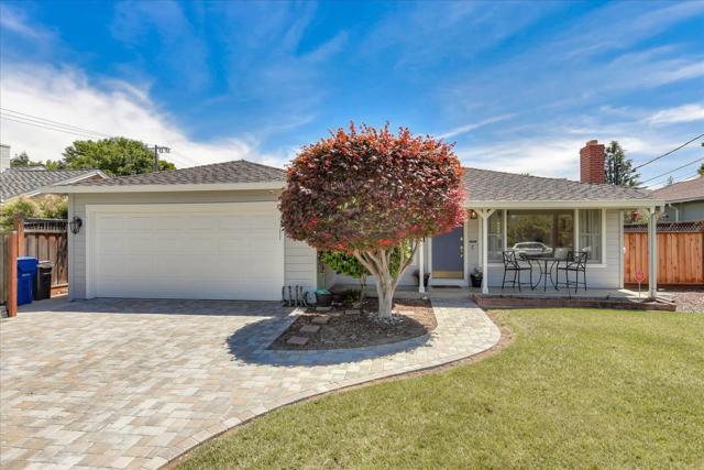1240 Fewtrell Drive, Campbell, CA 95008