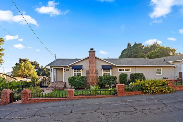 3326 Los Olivos Lane, La Crescenta, CA 91214