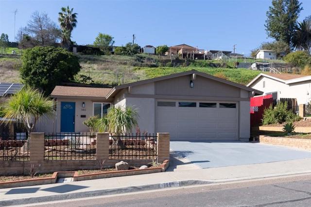 386 Braun Ave, San Diego, CA 92114