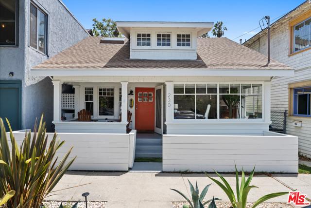 230 San Juan Avenue, Venice, CA 90291