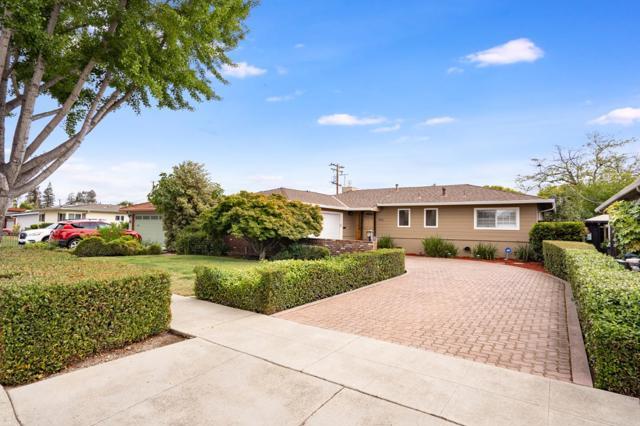 590 Crestview Drive, San Jose, CA 95117