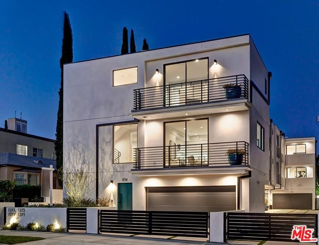 836 N Poinsettia Place, Los Angeles, CA 90046