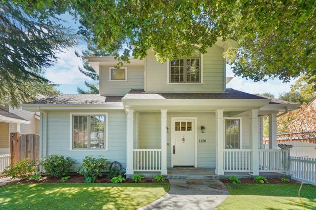 1120 Middlefield Road, Palo Alto, CA 94301