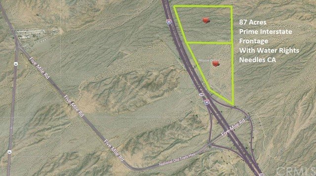 650233 Interstate-40/Five Mile Road, Needles, CA 92363