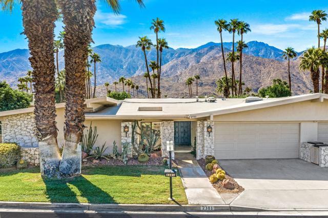 2381 Paseo Del Rey, Palm Springs, CA 92264