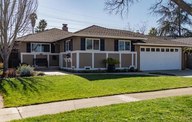1482 RIDGEWOOD Drive, San Jose, CA 95118