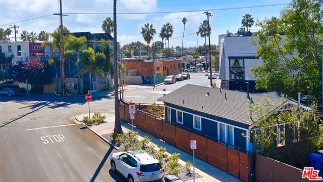 Don't miss the opportunity to own one of the most authentic properties located directly off of Abbot Kinney! Aptly named The Boathouse by its current owner, this bright happy bungalow is loaded with old school charm and character, and is located in one of the most desirable locations in all of Venice. The outdoor space is fantastic, from the sun drenched front deck to the beautiful zen backyard / gazebo area. Literally at the corner point of Electric and San Juan Avenue, the house sits just steps away from the most premier shops and restaurants that Southern California has to offer. Stroll or bike ride to the beach in minutes! This property is not to be missed.