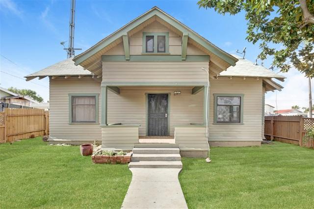 604 E Ave, National City, CA 91950