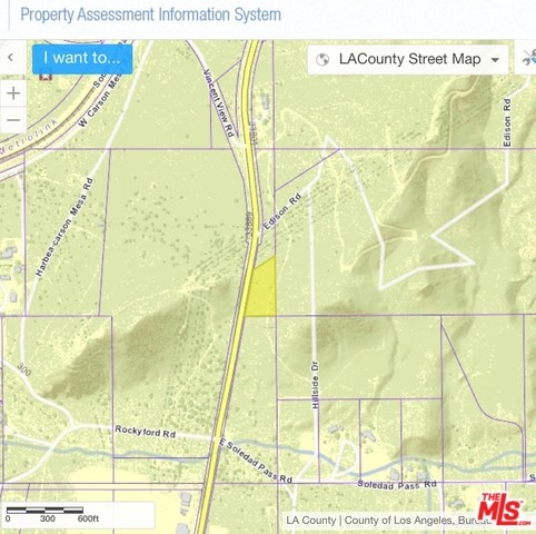 33540 Vac/Angeles Forest Hwy/V Dr, Acton, CA 93510 Photo 3