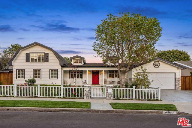 1416 Longworth Drive, Los Angeles, CA 90049