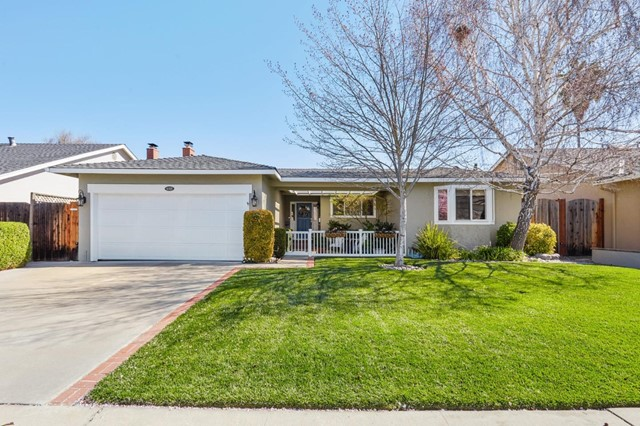 6188 Evangeline Drive, San Jose, CA 95123