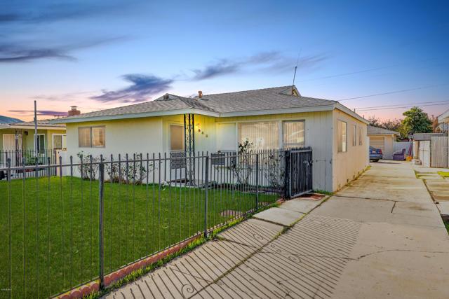 540 N 14th Street, Santa Paula, CA 93060